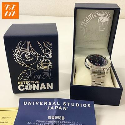 【未使用】名探偵コナン USJ限定 麻酔銃型腕時計 2018モデル 買取