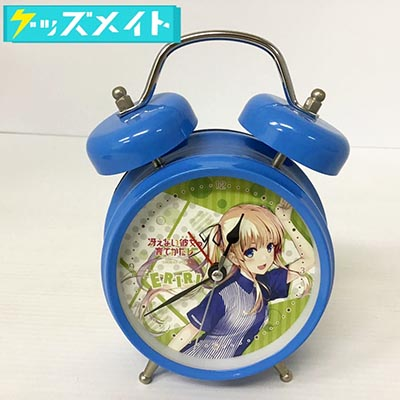 Loppi・HMV限定 冴えない彼女の育てかた♭ オリジナルボイス入り時計 目覚まし時計 澤村・スペンサー・英梨々 買取