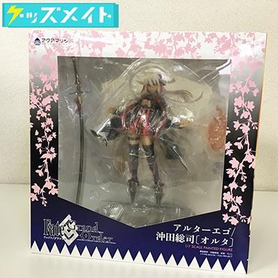 アクアマリン 1/7スケール Fate/Grand Order アルターエゴ/沖田総司 [オルタ] 買取
