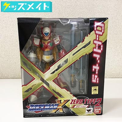 D-Arts ロックマンX ゼロTYPE2 買取