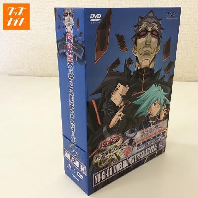 DVD 遊戯王 デュエルモンスターズ GX DUEL BOX 14 TURN 40~42 買取