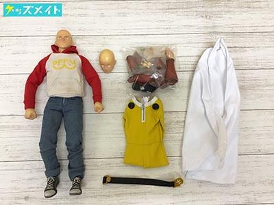 箱なし threezero 1/6 ワンパンマン Articulated Figure:  サイタマ 可動フィギュア 買取