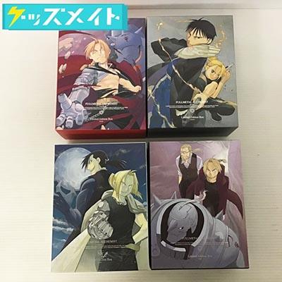 DVD 鋼の錬金術師 Limited Box 1巻~16巻セット 初回仕様限定 買取
