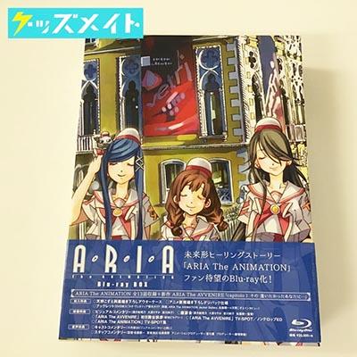 ブルーレイ アリア ARIA The ANIMATION Blu-ray BOX買取