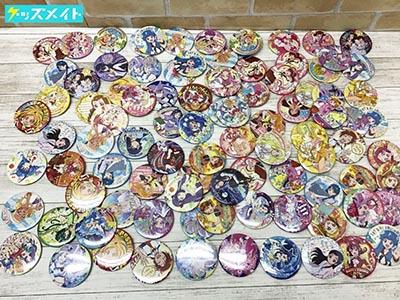 プリキュアシリーズ トゥインクル缶バッジ まとめ売り ハートキャッチ、スター☆トゥインクル、プリンセスプリキュア 等 買取