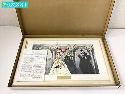バンダイナムコアーツ コードギアス 反逆のルルーシュ CLAMPイラスト複製原画 I 買取