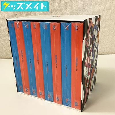 【未開封】ブルーレイ DARLING in the FRANXX ダーリン・イン・ザ・フランキス 完全生産限定版 全8巻セット 収納BOX付き 買取